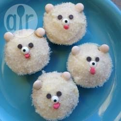 eisb r cupcakes eisb r muffins rezept in 2019 backen. Black Bedroom Furniture Sets. Home Design Ideas