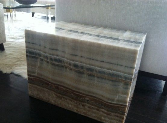 onyx coffee table 2 cubes Dining Room Pinterest Cube Accent