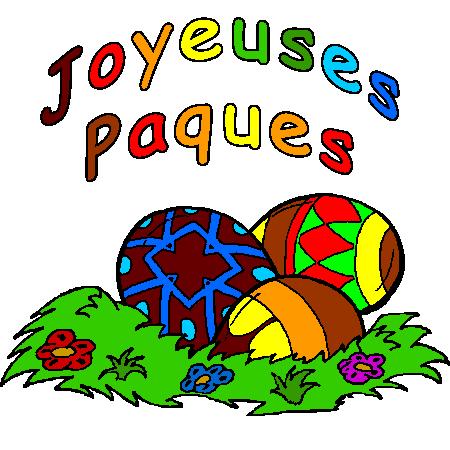 Coloriage joyeuses p ques a imprimer emilie pinterest joyeuses paques deco paques et - Images de paques a imprimer ...