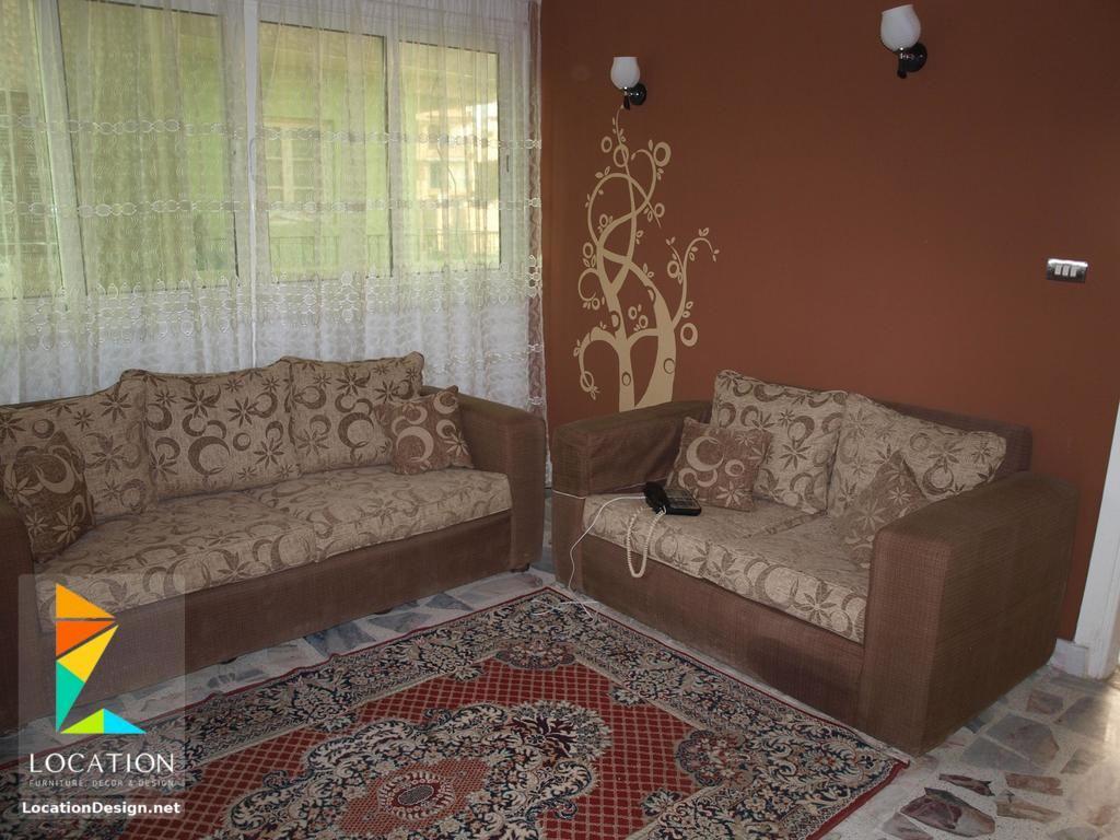 بالصور أجمل ديكورات شقق مصرية صغيرة وبسيطة Downtown Apartment Bright Apartment Home Decor