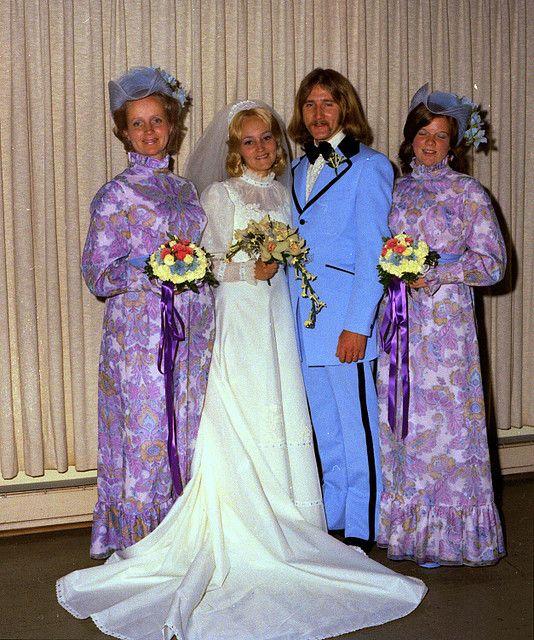 Ugly Wedding: Hoelck Unprinted Negs May 15 1973