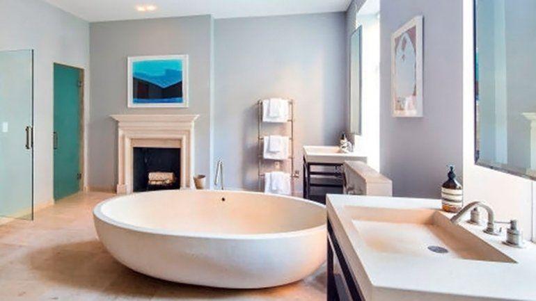 Cómo son los lujosos baños de las celebridades Celebrities - baos lujosos