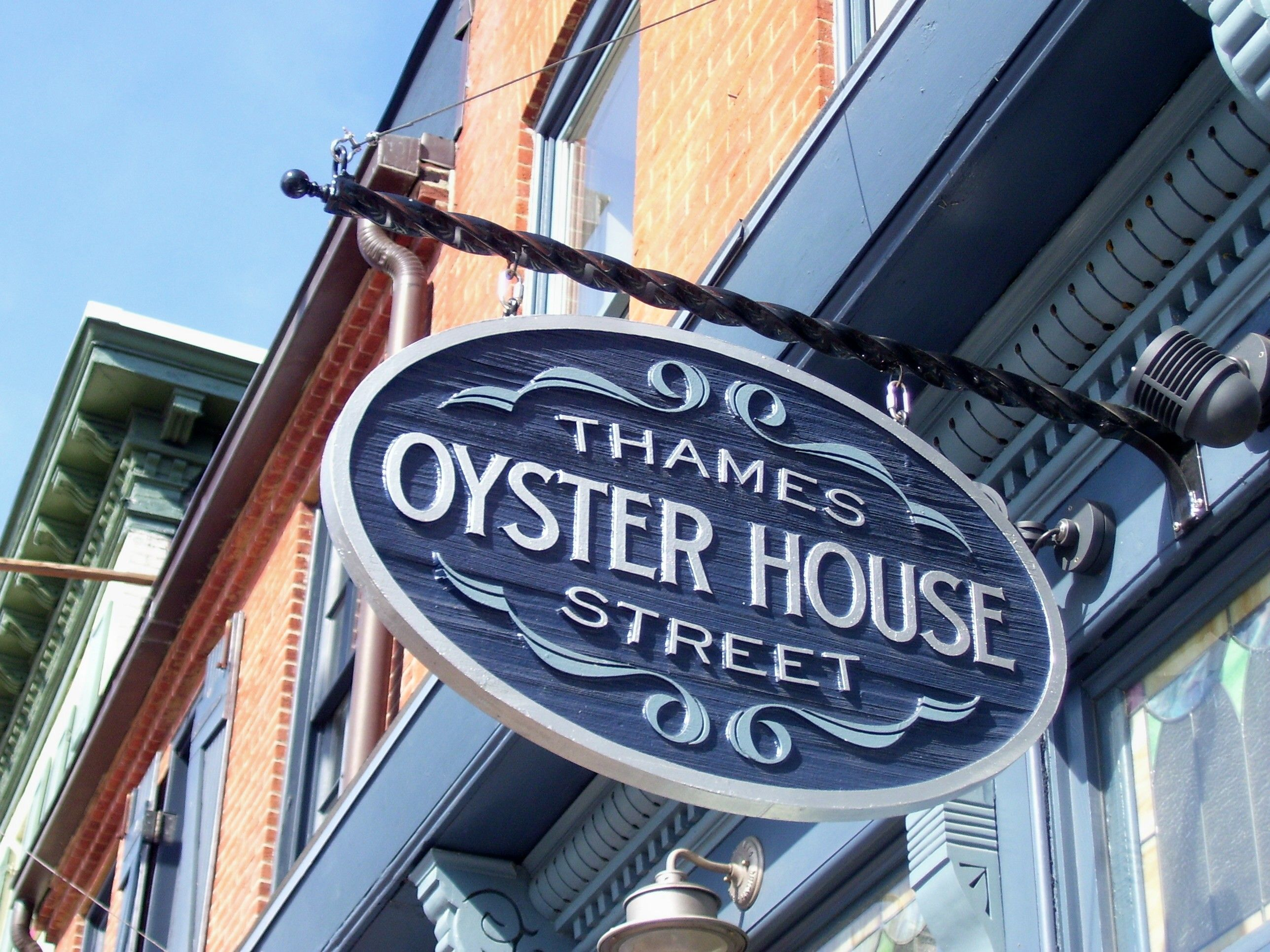 Thames Street Oyster House Is One Of Baltimoreu0027s Best Destinations For  Oyster Lovers, And Itu0027s