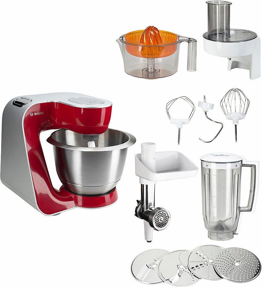 Bosch Kuchenmaschine Mum Schussel Mixer Schussel Mum5