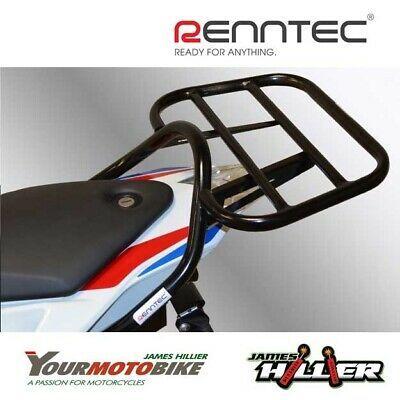 Renntec - BMW S1000RR 12-18) / S1000R 14> / HP4 Luggage Carrier - Black   eBay