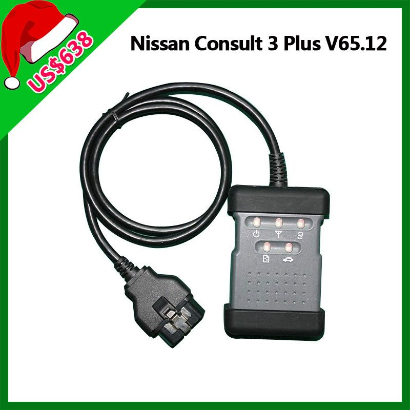 1  Support Nissan till year 2016 Nissan Consult-3 Plus Software