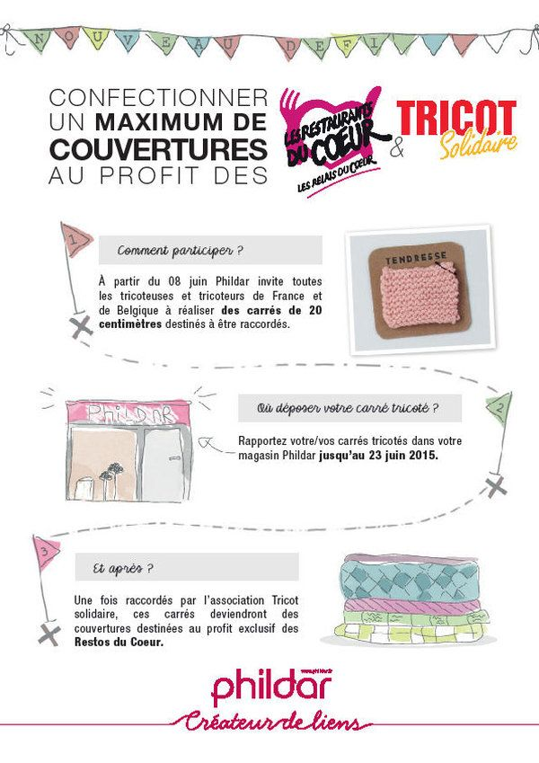tricoter solidaire