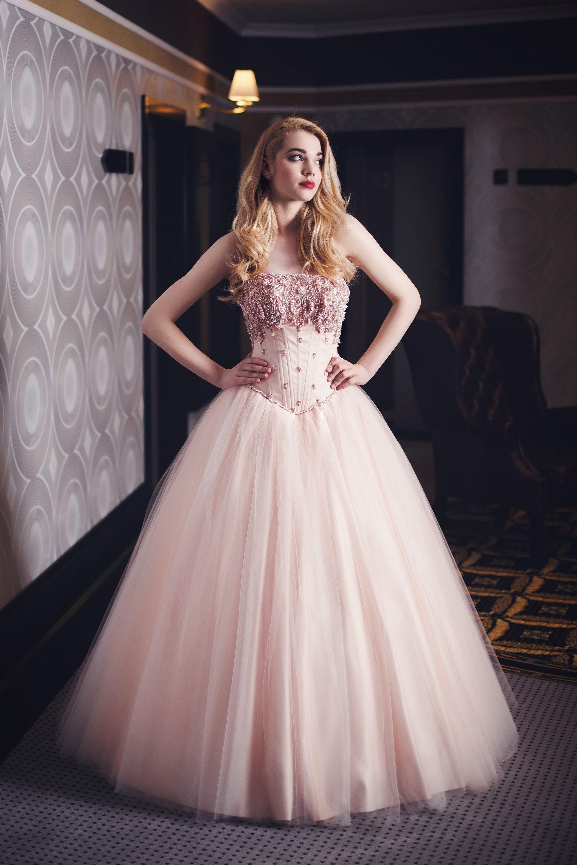 Hochzeitskleid Altrosa – Valentins Day  Hochzeitskleider vintage