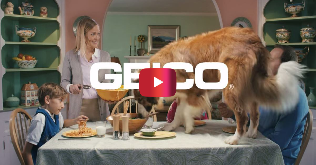 The Moment You Think This Geico Commercial Is Over It Becomes