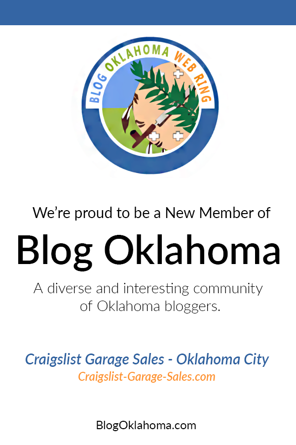 Hooray We Ve Been Accepted Okc Craigslist Garage Sales Craigslist Garage Sales Com Is Proud To Be A New Member Of Garage Sales Craigslist Garage Sale Tips