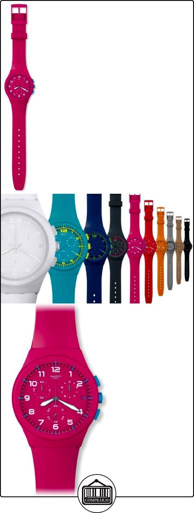d798f68c139d Swatch SUSR401 - Reloj cronógrafo de cuarzo unisex