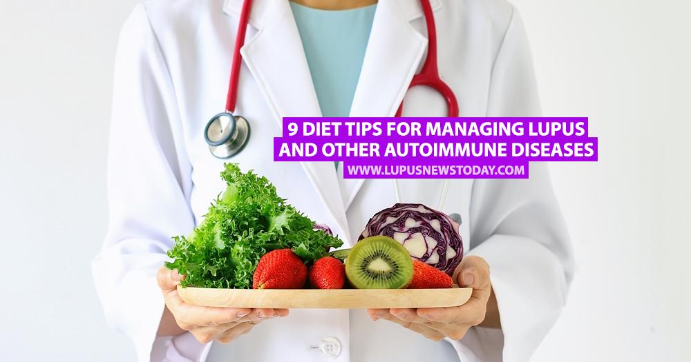 lupus blood test diet