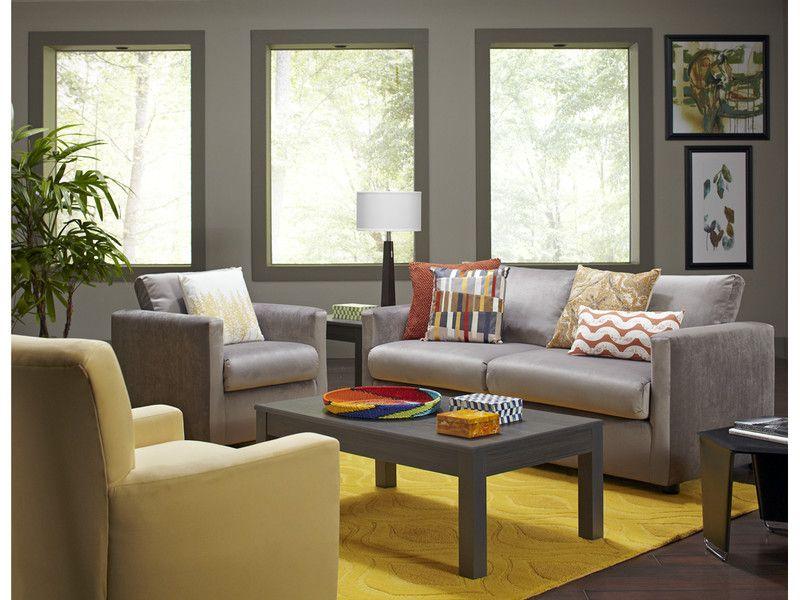 Tetrad Harris Tweed Bowmore Midi Sofa Sofa Furniture Luxury Home Furniture