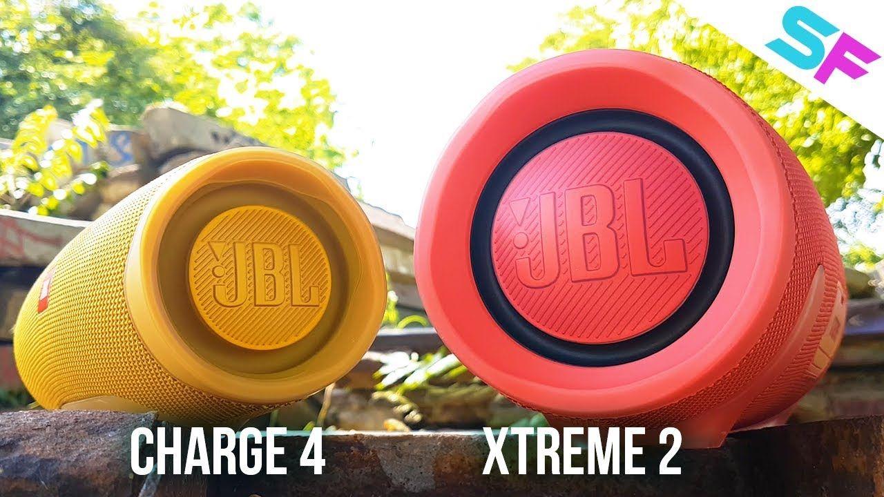 Jbl Charge 4 Vs Jbl Xtreme 2 Jbl Jbl Charge Bluetooth Speakers