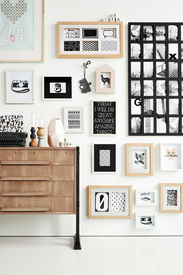 Tips for a beautiful gallery wall layout apart l pinterest