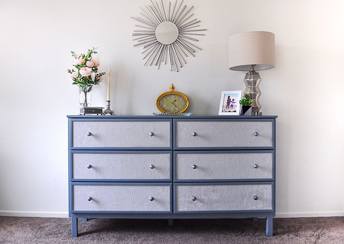 Don T Just Paint It Take The Ikea Tarva Dresser To A Whole New