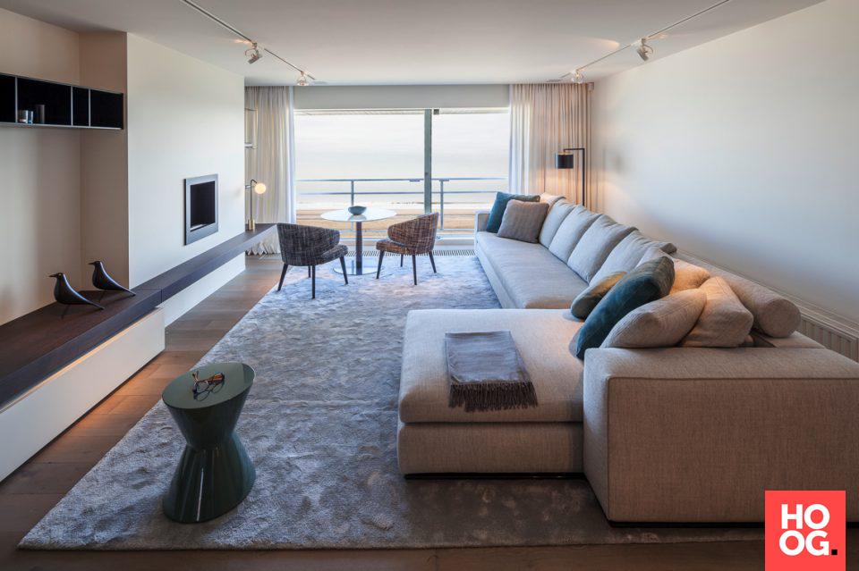 Moderne Interieur Ideeen : Gedegen modern interieur woonkamer ideeën living room
