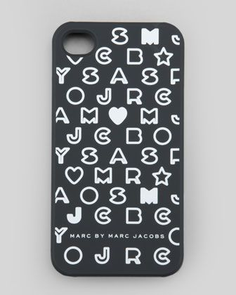 Stardust iPhone 4 and 4s Case by MARC by Marc Jacobs at Neiman Marcus.