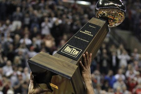 Big 10 Champs 2012!  I'm not sharin' either!  Promise!