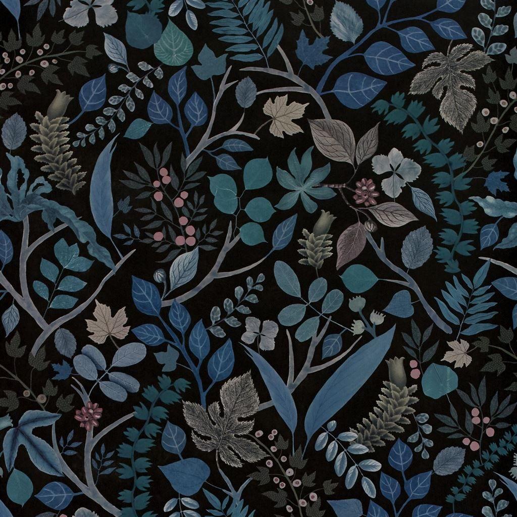 Cueillette Foret Wallpaper Christian Lacroix (con