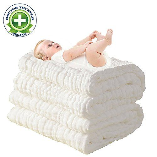 100 Medical Grade Cotton Water Absorbent Super Soft Cotton Gauze Suitable For Baby S Delicate Skin Newborn Muslin Cotton Warm Baby Bath Towels Also For Baby Blanket 1 Pcs Baby Towel Baby Warmer Baby Care