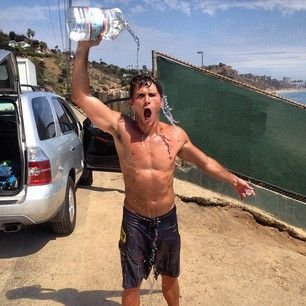 Just stop it. I can't handle all this hotness anymore. | 23 Beautiful And Perfect Photos Of Scott Eastwood