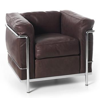 Sessel modern leder  Warum ist der LC #Sessel ein wahrer #Bauhaus Evergreen? | Bauhaus ...