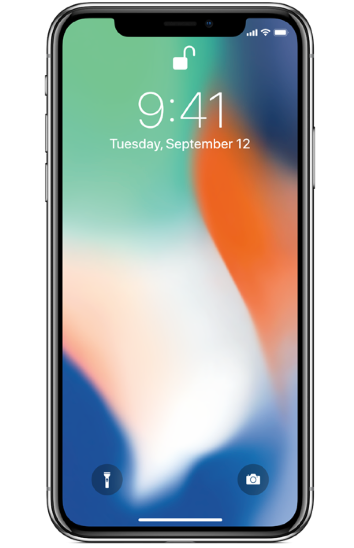 Apple Iphone X 64 Gb Silver Boost Mobile Learn How To Start You