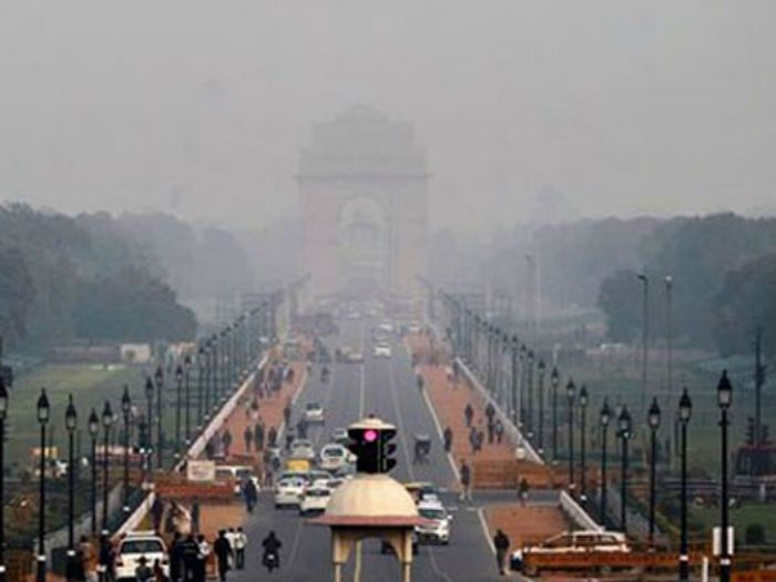 Delhi's Air Quality Plunges  | Respro® Bulletin Board