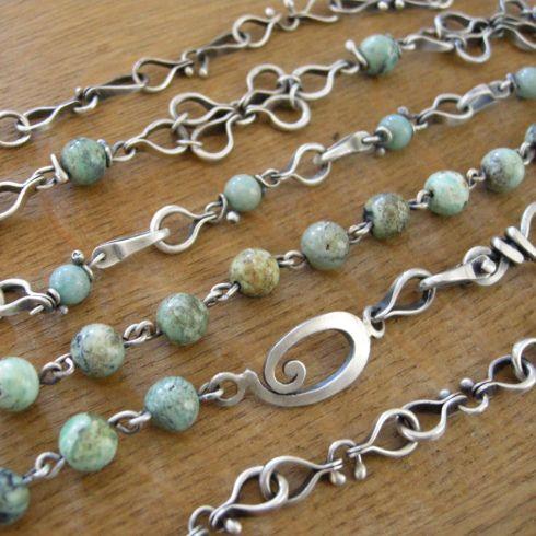 Jewellery making tutorials – elderberry arts.