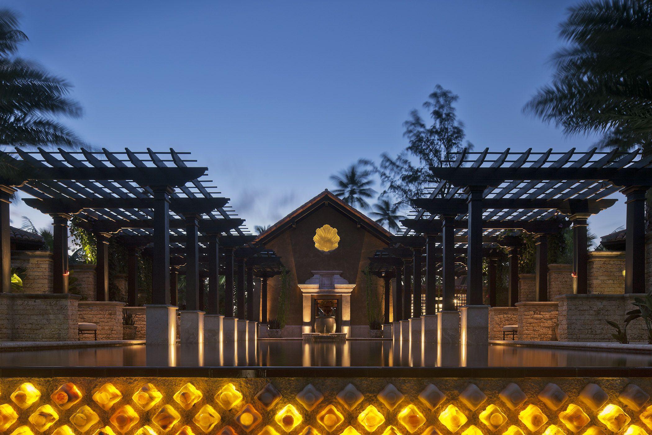 Spa Botanico at Dorado Beach, A RitzCarlton Reserve