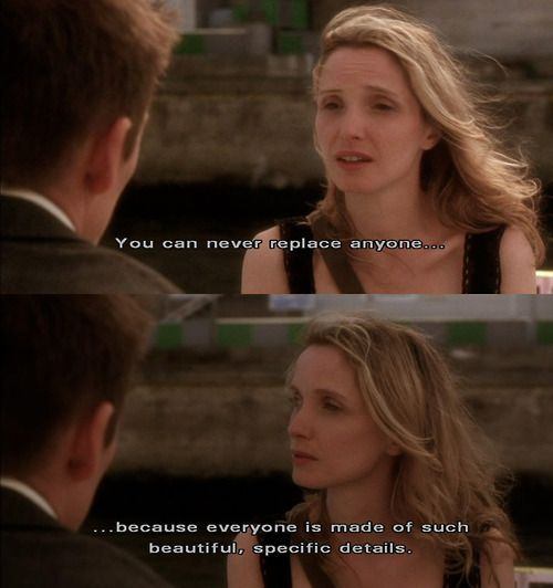 Before Sunset Ugh So Many Beautiful Lines In These Movies