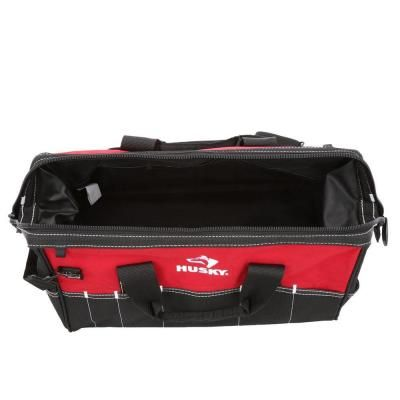 Husky water resistant tool bag paste wax over tung oil