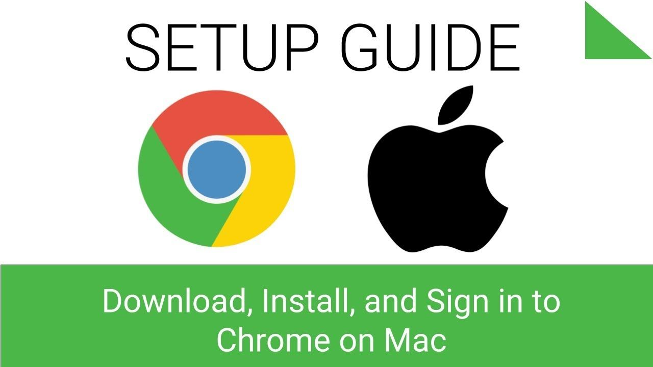 Download and Install Chrome on a Mac - YouTube | COMPUTER