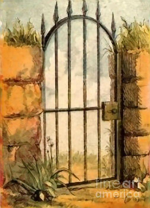 The other Side   Good Morning Sunshine Digital Painting   Pinterest ...