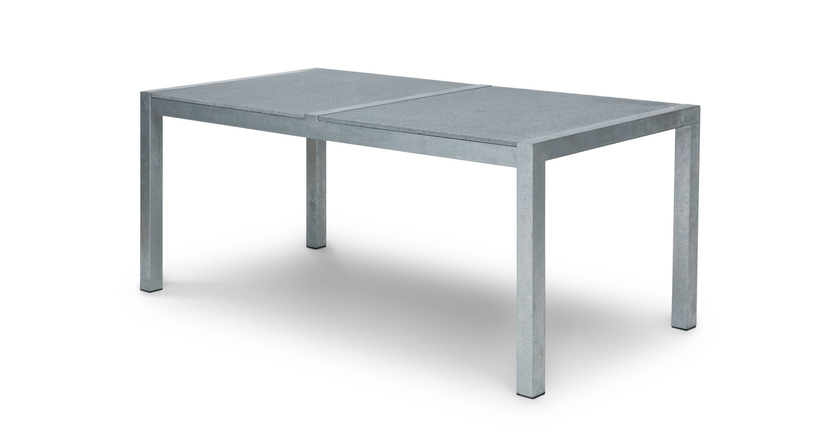 Nebula Granite Outdoor Dining Table For 6   Dining Tables   Article |  Modern, Mid