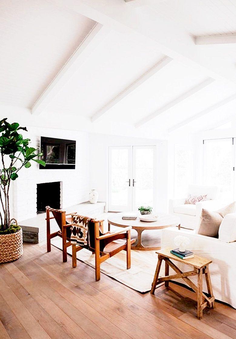 19 Interiors With Spellbinding Ceiling Beams | Beams, Ceilings and ...