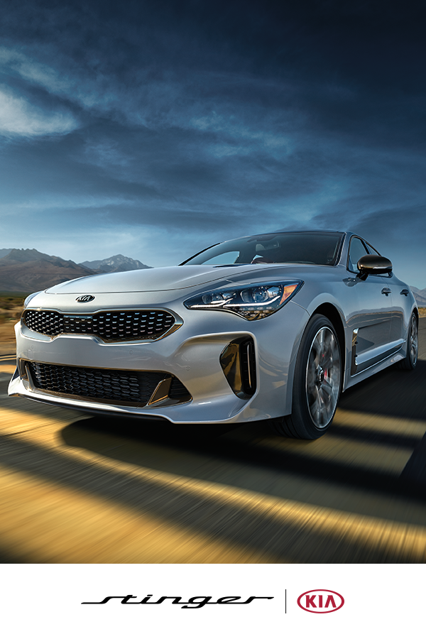 Build A Kia >> Build Your Stinger Today Tap The Pin To Begin Luxury