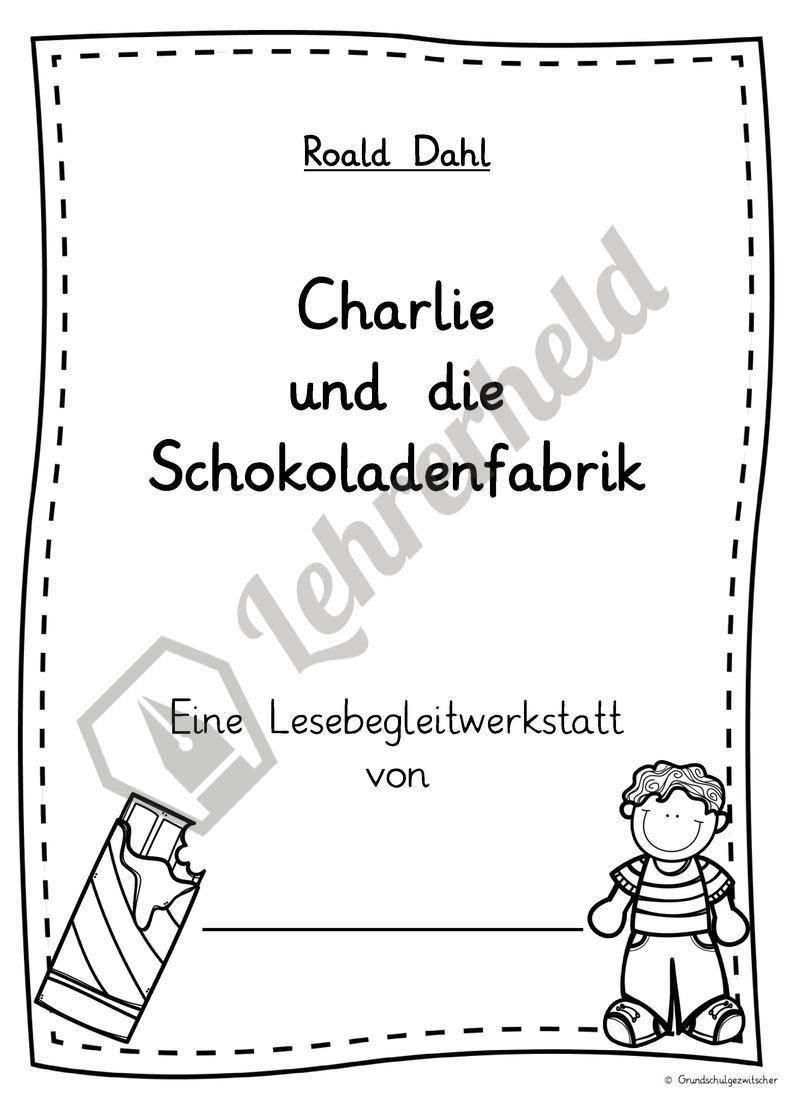 Lesebegleitwerkstatt zu Roald Dahls \