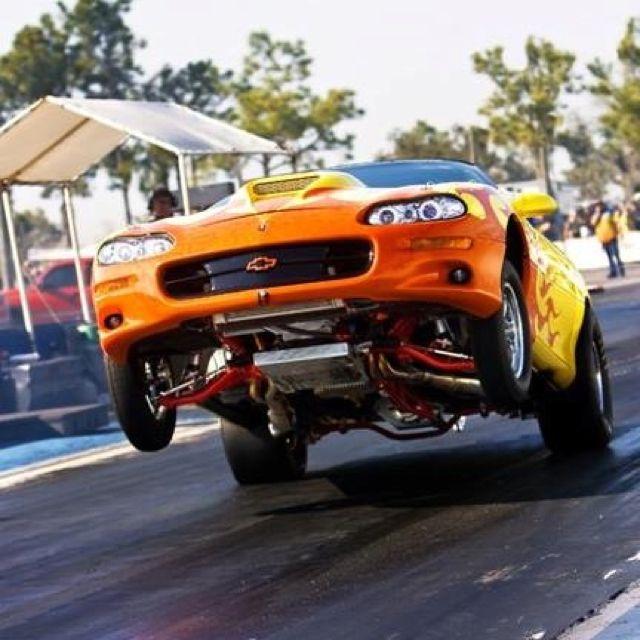 LSX! Camaro Wheelie! Top Notch! #LSX #camaro #wheelie