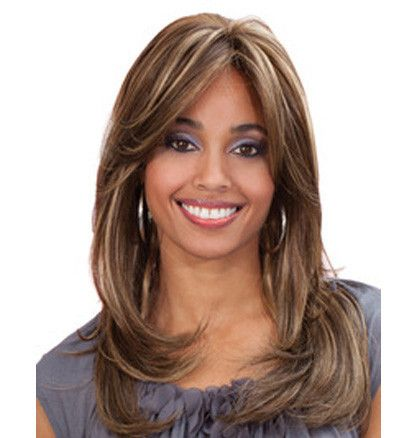 Bobbi Boss Mocha Lace Front Wig MLF-27  Available at www.halifaxhair.com
