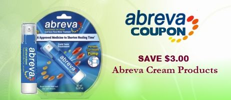 picture regarding Abreva Coupon Printable named Abreva Discount codes Coupon codes Conserving Chilly sore, Product, Chilly