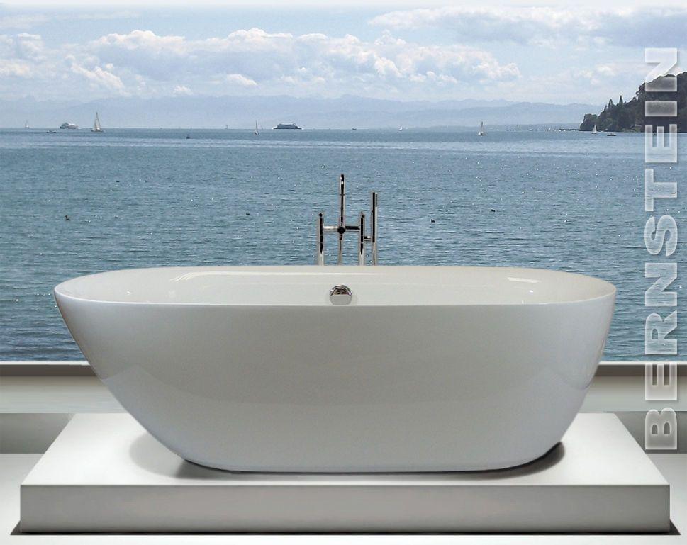baignoire baignoire autoportante baignoire lot avec robinetterie bs 916 salle de bain. Black Bedroom Furniture Sets. Home Design Ideas