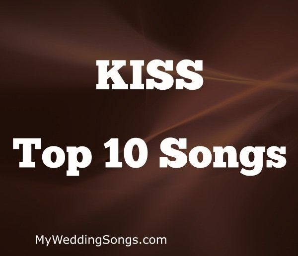 List of all kiss songs
