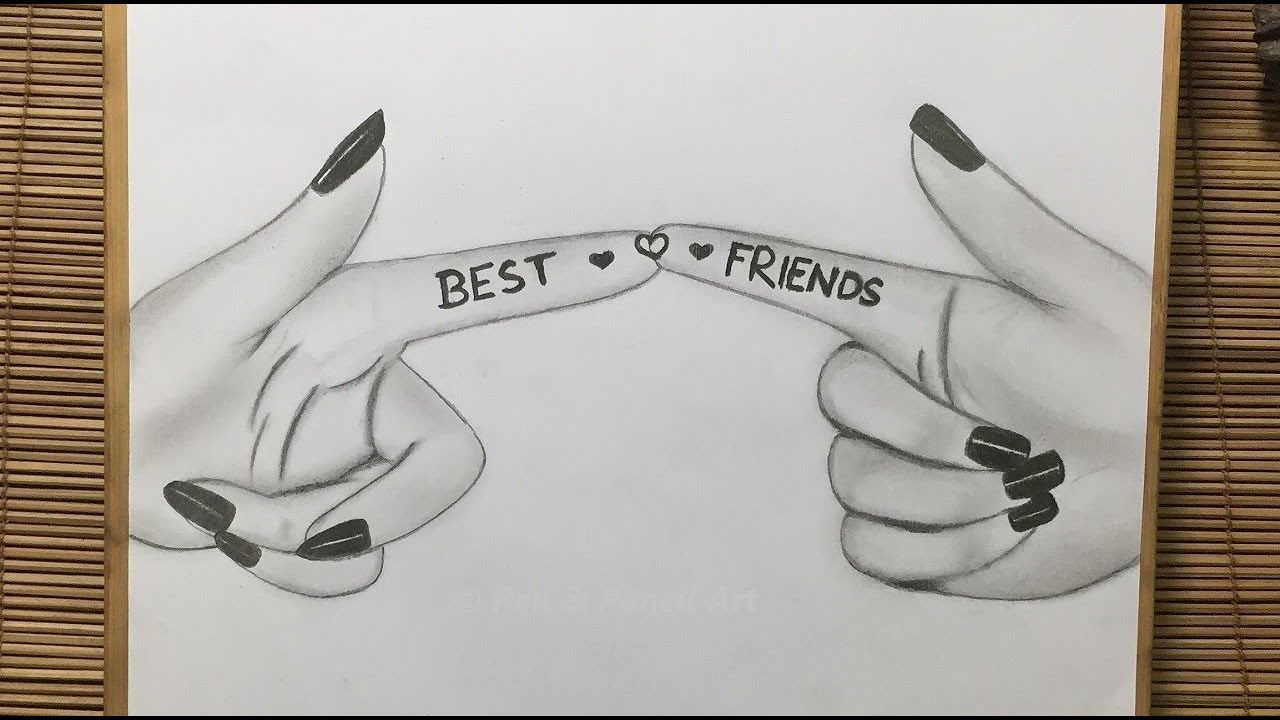278ff1dea420507a058588a6c391bb15 » Cute Things To Draw For Your Best Friend
