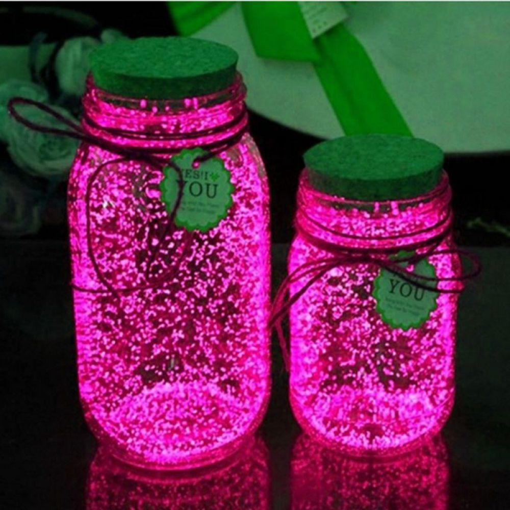10g Luminous Party Diy Bright Glow In The Dark Paint Star Wishing