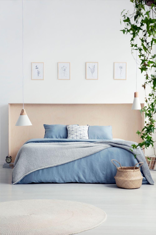 ديكور غرف نوم عرسان Decor Over Bed Remodel Bedroom Bedroom Interior