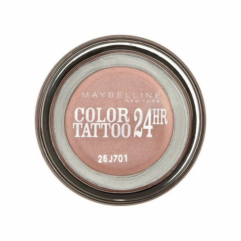 Details About Maybelline Color Tattoo 24hr Eyeshadow 65 Pink Gold Maybelline Color Tattoo Maybelline Eye Studio Maybelline Color