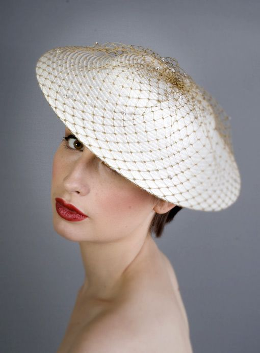 William Chambers Millinery SS 2013
