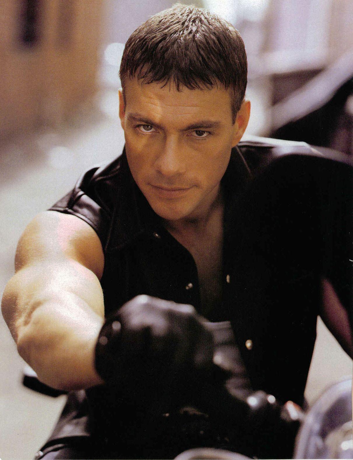 Pin De Pavol Supinsky Em Jean Claude Van Damme Ator Kickboxing Marcial